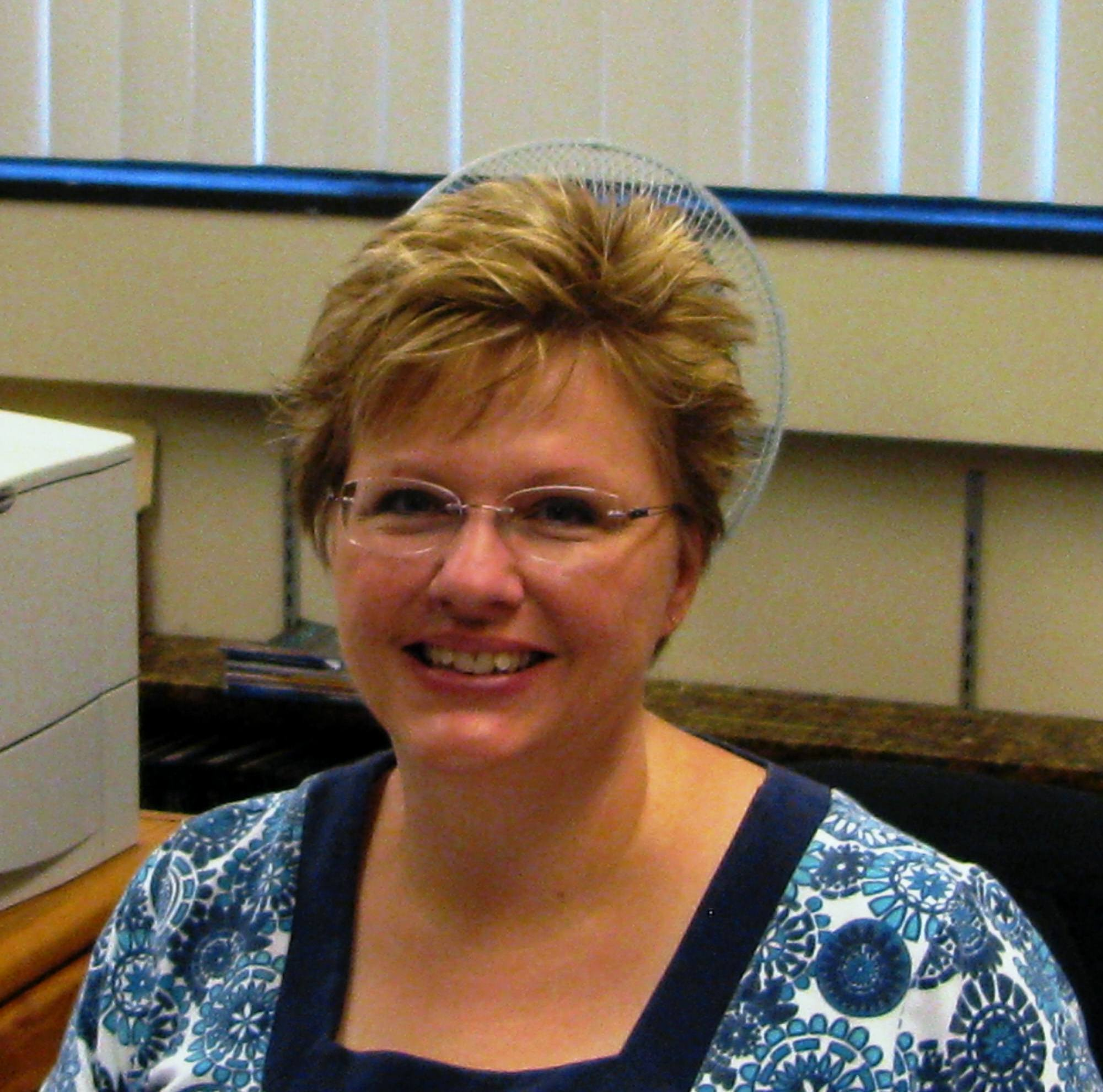 Group 4 Rep, Gail Ault