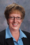 Vice-President for Administrative Services, Julie Dewees