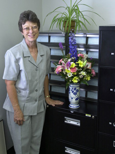Vicky Woolam, Civil Service Employee of the Year 2003