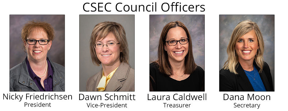CSEC Officers