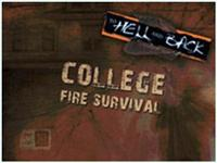 College Fire Survival Screenshot