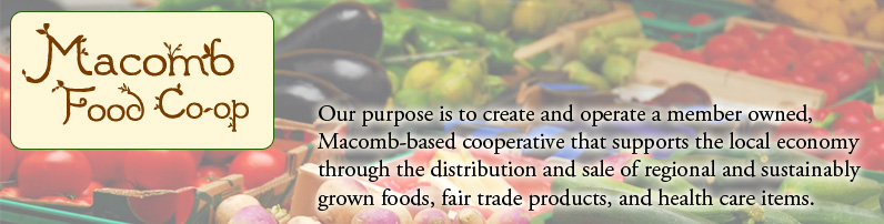 Macomb Food Co-Op