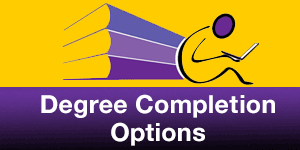 Options for Completing Your Degree.