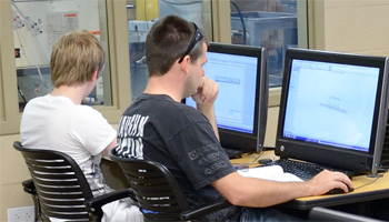 Computer Labs at WIU-Quad Cities