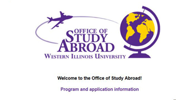 Study Abroad at WIU-Quad Cities