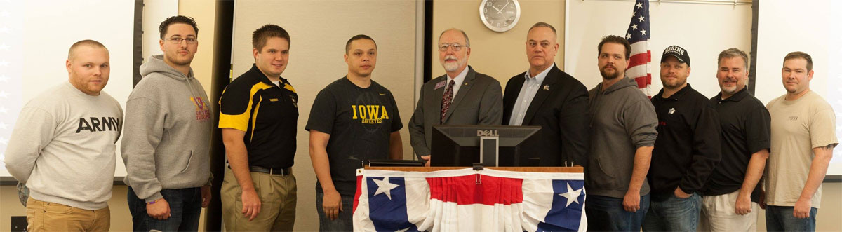 2014 Veterans Appreciation Breakfast