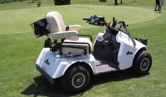 Accessible Golf Cart