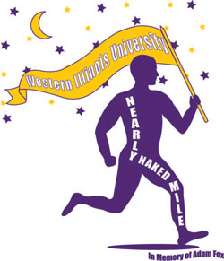 Nearly Naked Mile logo