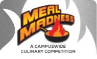 Meal Madness Logo - A Campuswide Culinary Competition