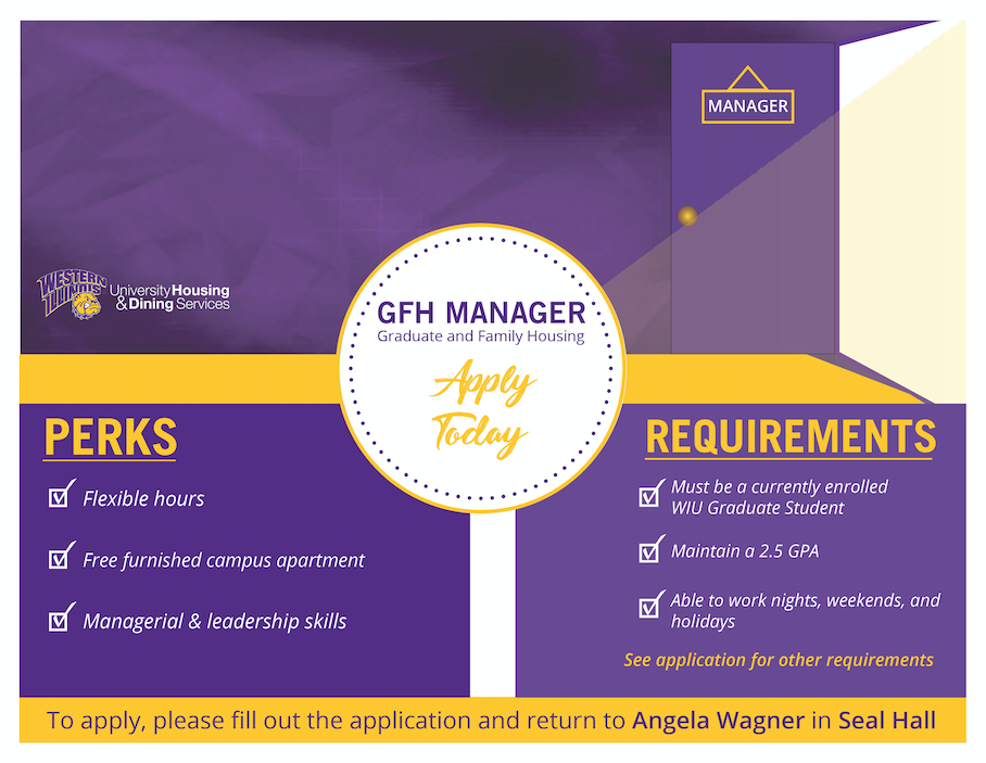 GFH Resident Manager